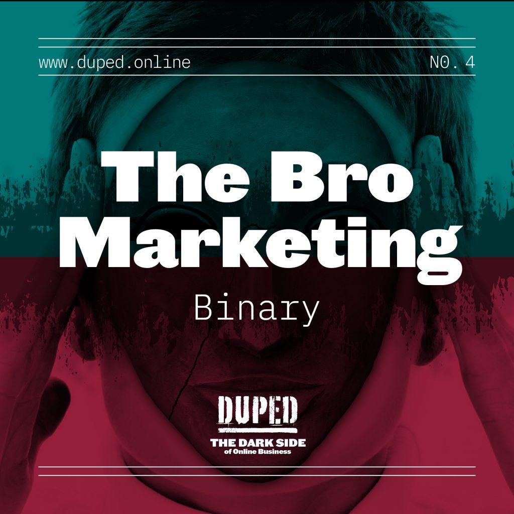 bro marketing problems